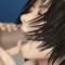 ショートボブ美少女がお口で大きなおちんぽ濃厚フェラしてフル勃起させちゃう3DCG